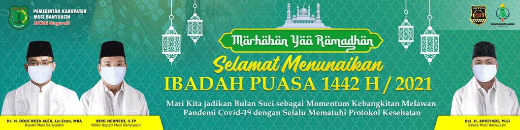 Muba 12 April – Ramadhan