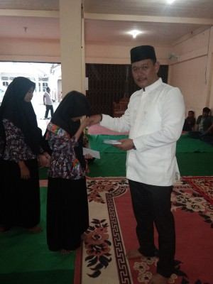 Ketua DPD Golkar Kabupaten PALI Irwan ST
